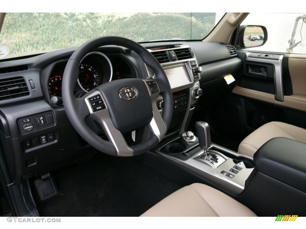 2013 Toyota 4runner Limited 4x4 Interior Photos