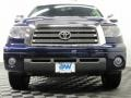 2008 Blue Streak Metallic Toyota Tundra Limited Double Cab 4x4  photo #3