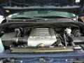 2008 Blue Streak Metallic Toyota Tundra Limited Double Cab 4x4  photo #8