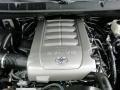 2008 Blue Streak Metallic Toyota Tundra Limited Double Cab 4x4  photo #9