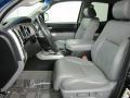 2008 Blue Streak Metallic Toyota Tundra Limited Double Cab 4x4  photo #10