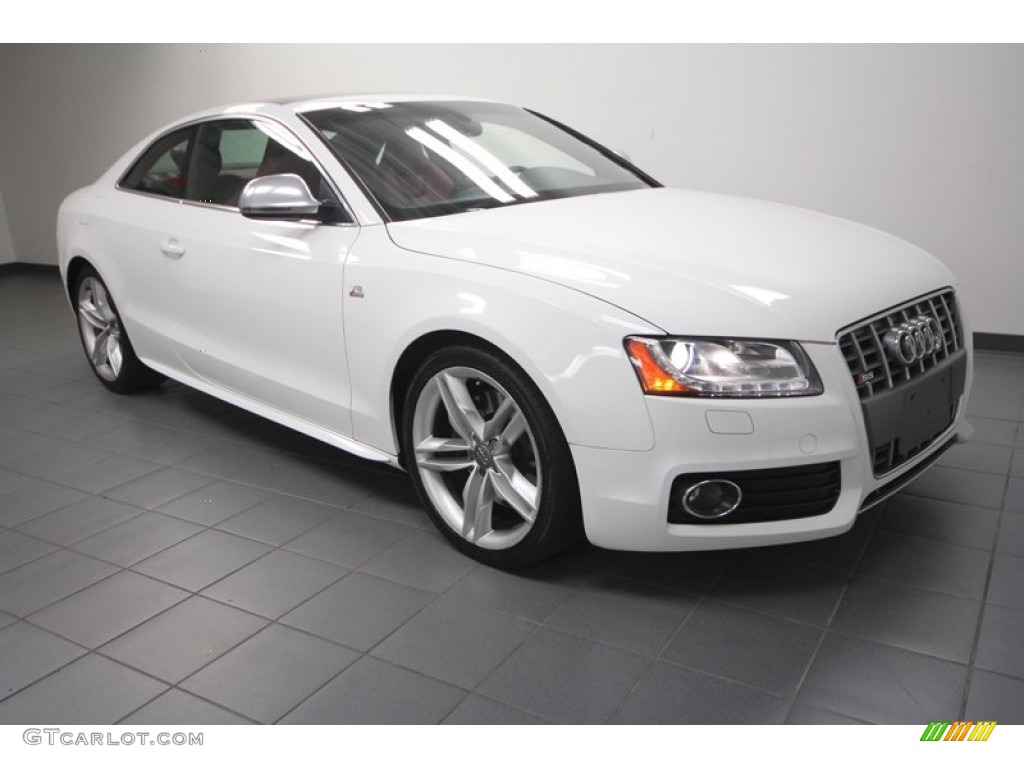 2008 ibis white audi s5 4 2 quattro 70963536 photo 10. Black Bedroom Furniture Sets. Home Design Ideas