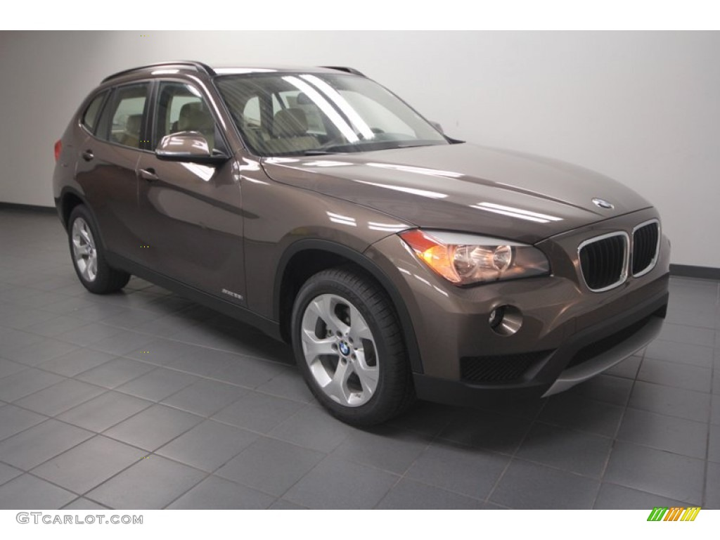 2013 sparkling bronze metallic bmw x1 sdrive 28i 70963535. Black Bedroom Furniture Sets. Home Design Ideas