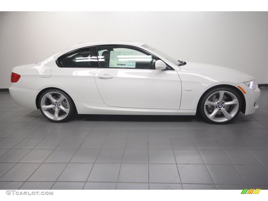 alpine white 2013 bmw 3 series 335i coupe exterior photo 71007554. Black Bedroom Furniture Sets. Home Design Ideas