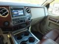 2012 White Platinum Metallic Tri-Coat Ford F250 Super Duty King Ranch Crew Cab 4x4  photo #16