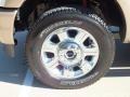 2012 White Platinum Metallic Tri-Coat Ford F250 Super Duty King Ranch Crew Cab 4x4  photo #31
