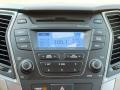 Beige Audio System Photo for 2013 Hyundai Santa Fe #71018768