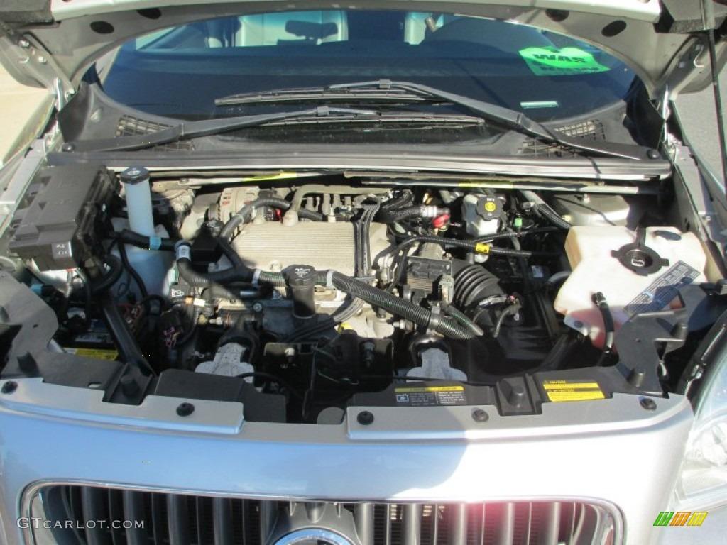 2006 Buick Terraza Cxl Awd 3 5 Liter Ohv 12 Valve V6