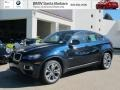 Midnight Blue Metallic - X6 xDrive35i Photo No. 1