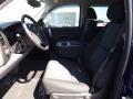 2013 Blue Topaz Metallic Chevrolet Silverado 1500 LS Crew Cab  photo #11