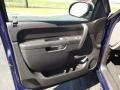 2013 Blue Topaz Metallic Chevrolet Silverado 1500 LS Crew Cab  photo #12