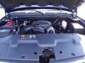 2013 Blue Topaz Metallic Chevrolet Silverado 1500 LS Crew Cab  photo #15