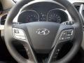 Beige Steering Wheel Photo for 2013 Hyundai Santa Fe #71027333