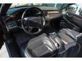 2001 Cadillac DeVille Black Interior Prime Interior Photo