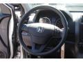 2010 Alabaster Silver Metallic Honda CR-V LX AWD  photo #15