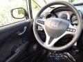 Sport Black Steering Wheel Photo for 2013 Honda Fit #71043365