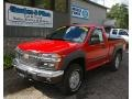 Victory Red 2006 Chevrolet Colorado Regular Cab 4x4