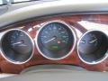2005 Jaguar XK Dove Interior Gauges Photo