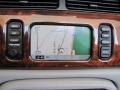 2005 Jaguar XK Dove Interior Navigation Photo