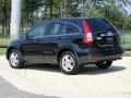 2010 Crystal Black Pearl Honda CR-V EX  photo #6