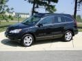 2010 Crystal Black Pearl Honda CR-V EX  photo #9