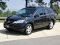 2010 Crystal Black Pearl Honda CR-V EX  photo #10