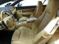2008 Continental GT Speed Saffron Interior