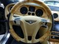 2008 Continental GT Speed Steering Wheel