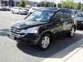 2010 Crystal Black Pearl Honda CR-V EX  photo #36