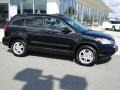2010 Crystal Black Pearl Honda CR-V EX  photo #37