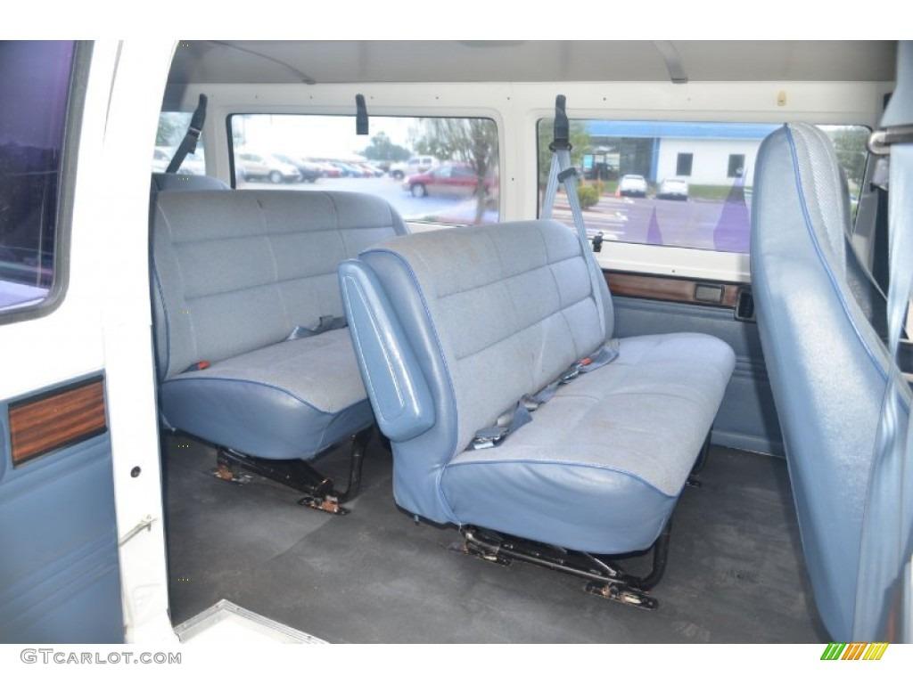 on 1999 Dodge Ram Conversion Van