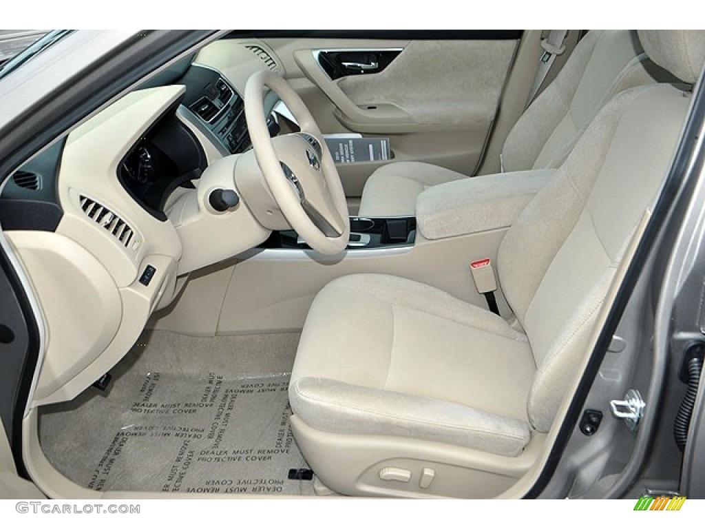 Beige interior 2013 nissan altima 2 5 s photo 71065261 - 2005 nissan altima custom interior ...