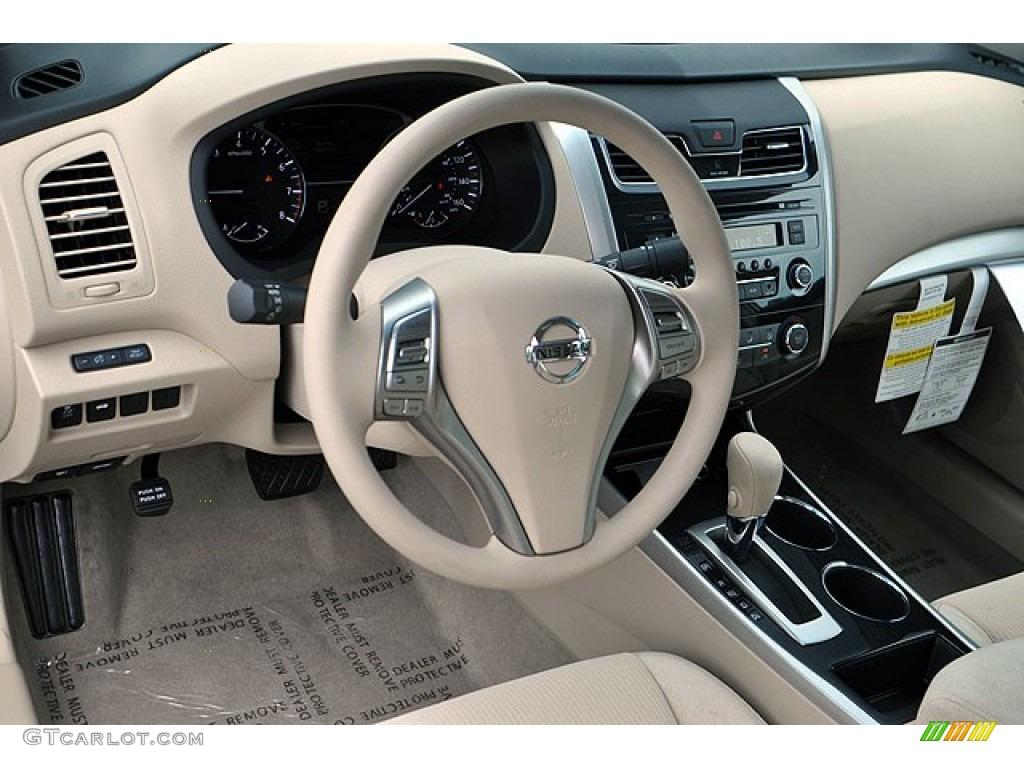 Beige Interior 2013 Nissan Altima 2 5 S Photo 71065270 Gtcarlot Com