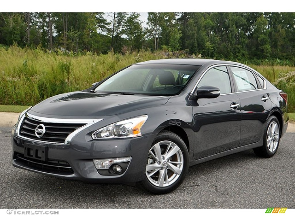 2013 metallic slate nissan altima 2 5 s 71063458 car color galleries. Black Bedroom Furniture Sets. Home Design Ideas