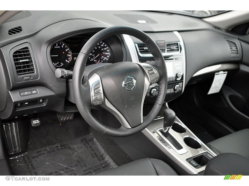 Charcoal Interior 2013 Nissan Altima 2 5 S Photo 71065783
