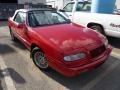 Radiant Fire Red 1994 Chrysler LeBaron GTC Convertible