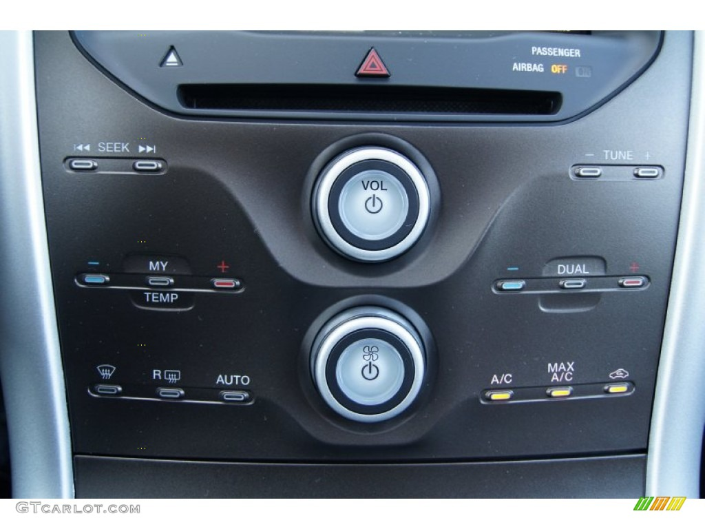 2008 Ford Edge Transmission >> 2013 Ford Edge SEL Controls Photo #71071330 | GTCarLot.com