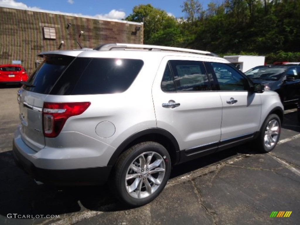 Ingot silver metallic 2013 ford explorer xlt 4wd exterior - Ford explorer exterior dimensions ...