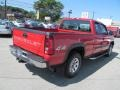 2005 Victory Red Chevrolet Silverado 1500 LS Extended Cab 4x4  photo #7