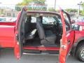 2005 Victory Red Chevrolet Silverado 1500 LS Extended Cab 4x4  photo #11
