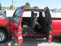 2005 Victory Red Chevrolet Silverado 1500 LS Extended Cab 4x4  photo #12