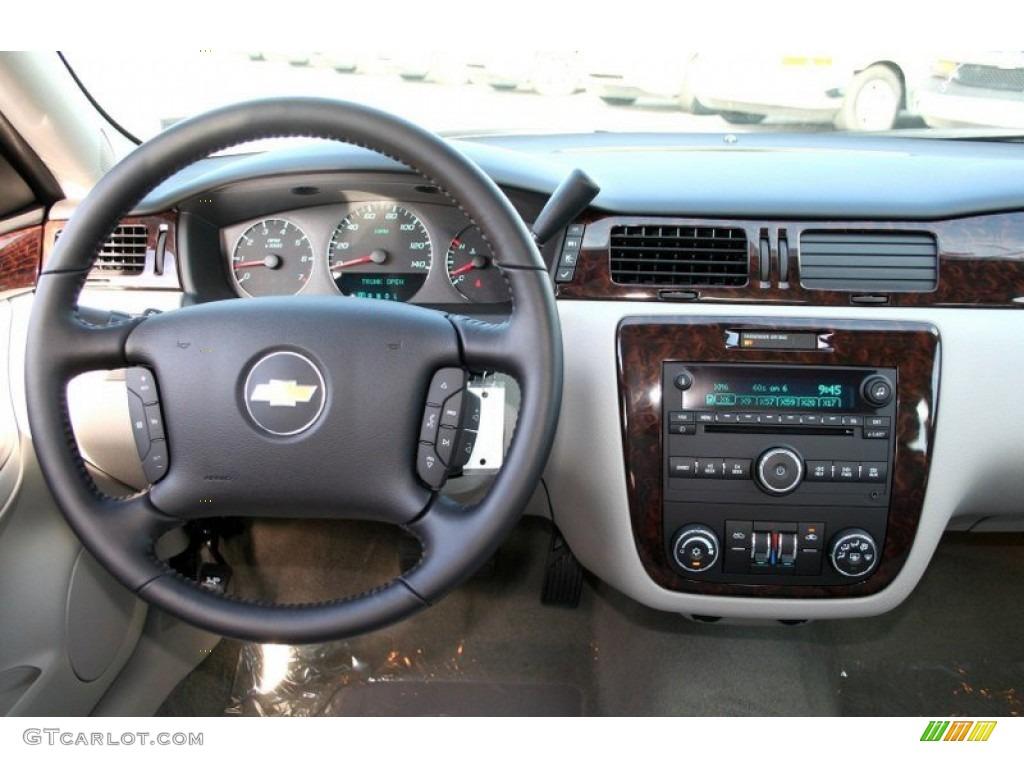 2013 Chevrolet Impala Lt Gray Dashboard Photo 71079223