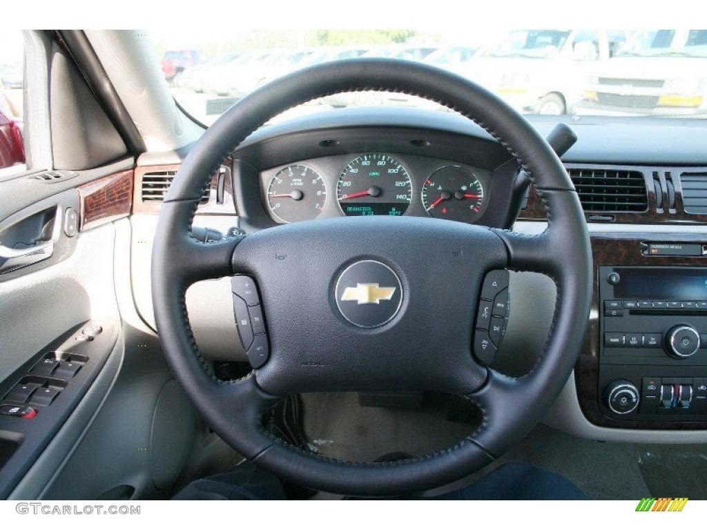 2013 Chevrolet Impala Lt Gray Steering Wheel Photo 71079358