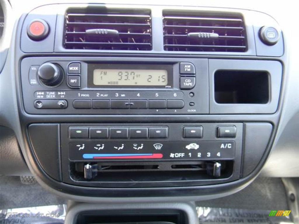 1998 honda civic ex coupe controls photo 71084144. Black Bedroom Furniture Sets. Home Design Ideas