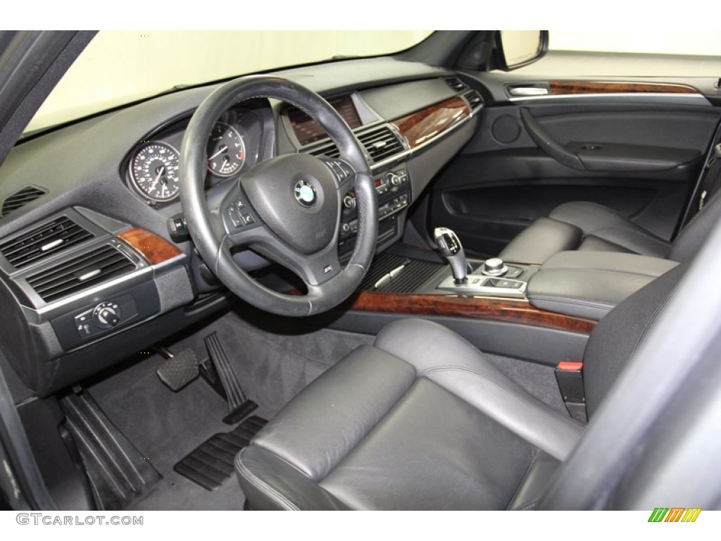 Black Interior 2009 Bmw X5 Xdrive48i Photo 71084575 Gtcarlot Com
