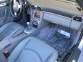 2007 Porsche 911 Black/Stone Grey Interior Dashboard Photo