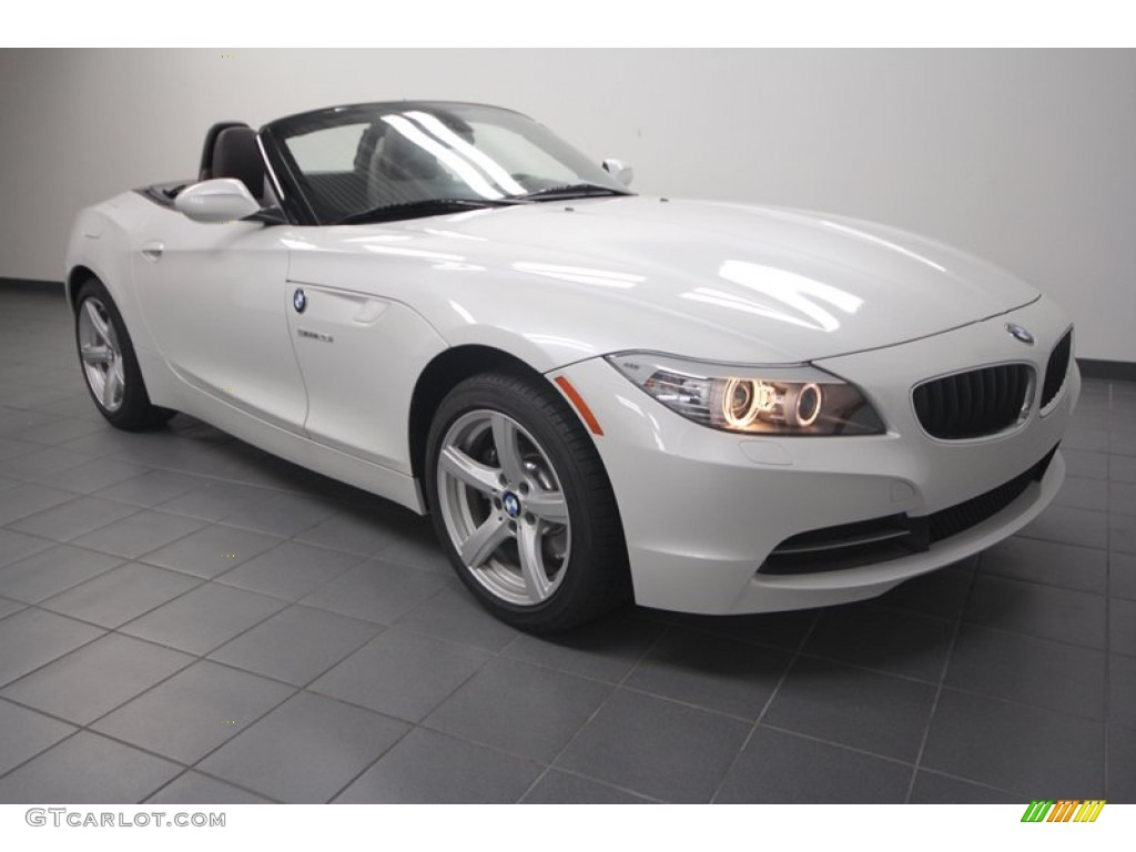 2013 Mineral White Metallic Bmw Z4 Sdrive 28i 71063011