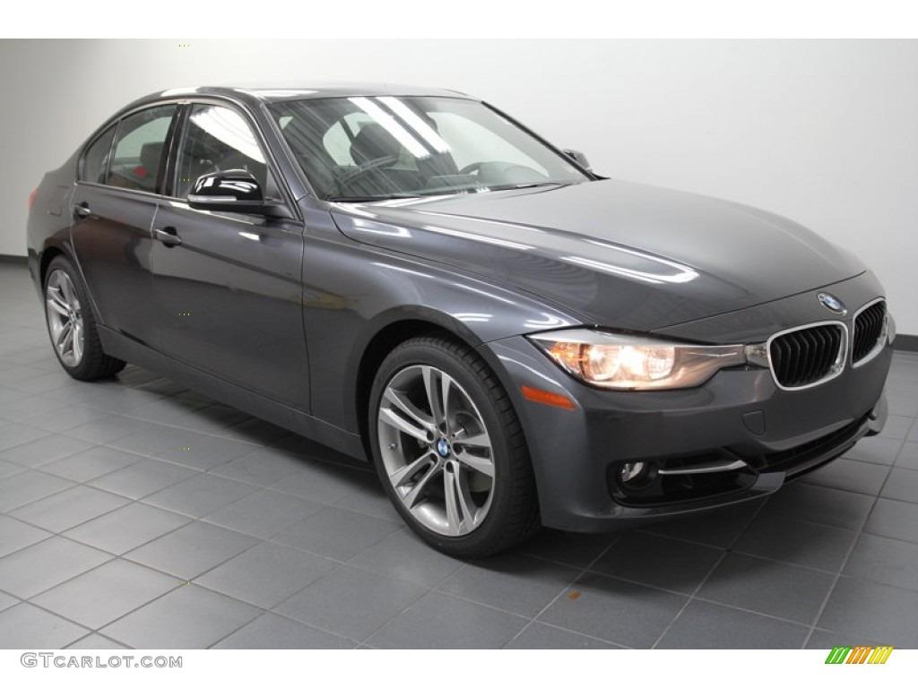 2013 Mineral Grey Metallic BMW 3 Series 328i Sedan