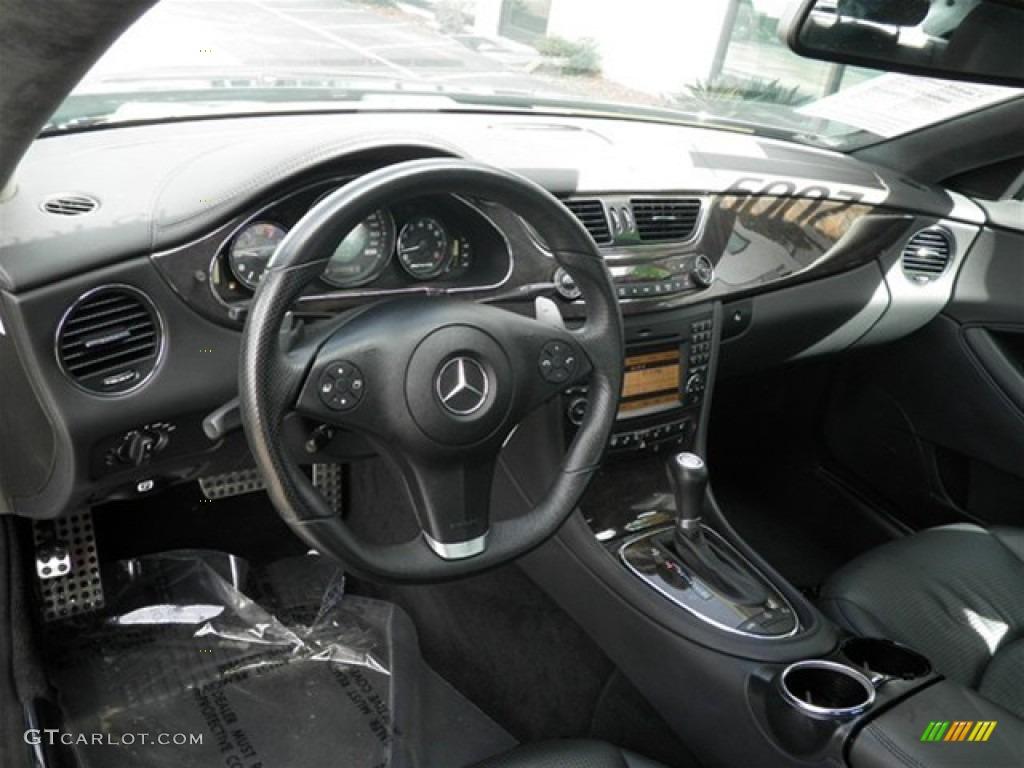 Mercedes Cls 2009 Black 2009 Mercedes Benz Cls 63 Amg