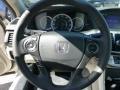 2013 Accord EX-L Sedan Steering Wheel